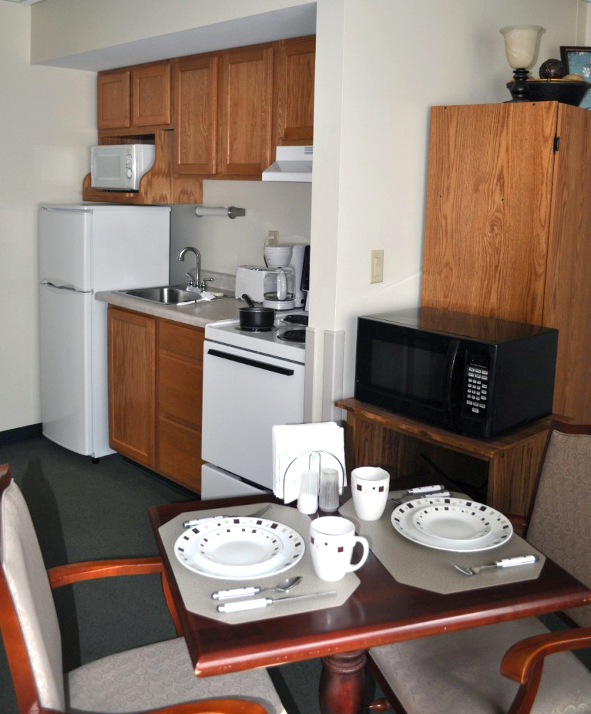 Studio Apartment at Wesley Manor