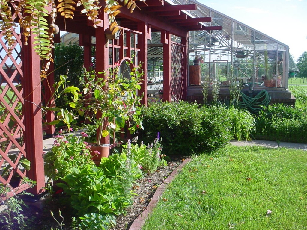Greenhouse at Wesley Manor