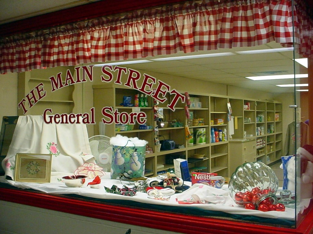 Wesley Manor General Store