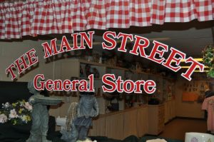 The Main Street General Store at Wesley Manor