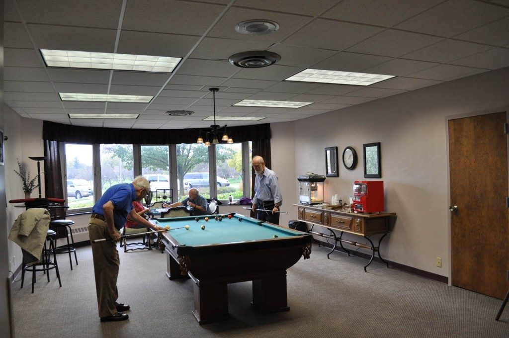 Billiards at Wesley Manor