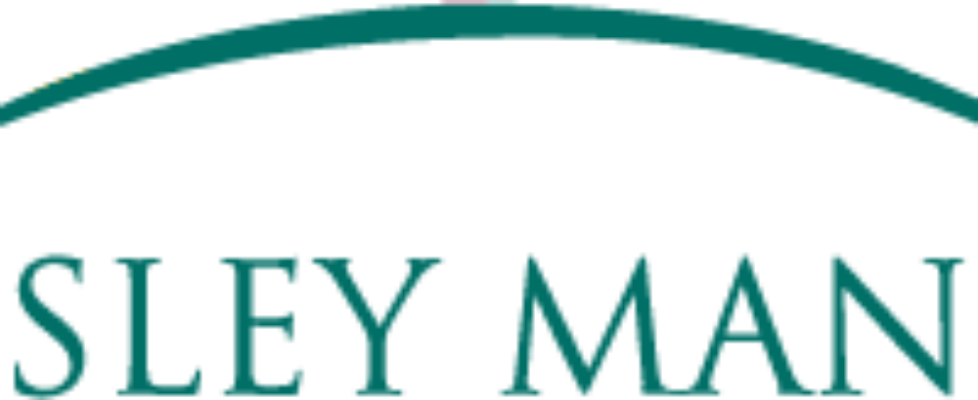 Wesley Mannor Text Logo